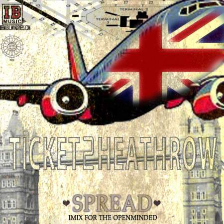 Cover for Ticket To Heathrow iMix